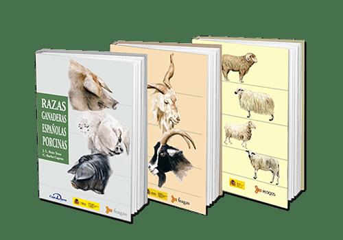 libros razas ganaderas españolas feagas
